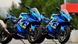 2017 Suzuki GSX-R1000 & Suzuki GSX-R1000R launched in India