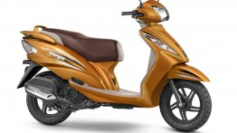 TVS Wego price slashed by INR 2,000 - Report
