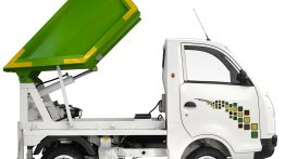Tata Ace Zip Hopper & Tata Ace Box Tipper showcased