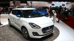 2017 Suzuki Swift (2017 Maruti Swift) - Geneva Motor Show Live