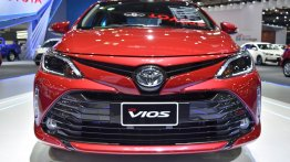 Toyota Vios for India will get CVT option - Report