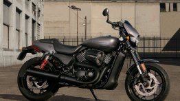 Harley Davidson Street Rod 750 priced at INR 5.86 lakhs