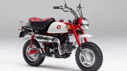 Honda Monkey 50th anniversary edition announced for Japan