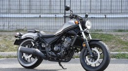 Honda Rebel 250 showcased at Osaka Motorcycle Show