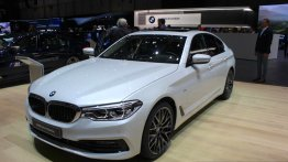 India-bound 2017 BMW 5 Series - 2017 Geneva Motor Show Live