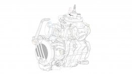 KTM develops a two-stroke fuel injected engine for mass production