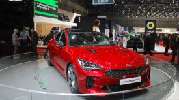 Kia starts taking pre-orders for Kia Stinger in South Korea