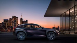 Lexus UX production to commence in October 2018 - Report