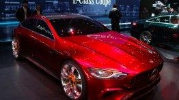 Mercedes AMG GT concept - 2017 Geneva Motor Show Live