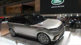Range Rover Velar - Geneva Motor Show Live