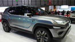 SsangYong XAVL concept - 2017 Geneva Motor Show Live