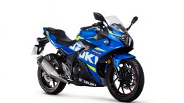 India could become global production base for next-gen Suzuki GSX250R - Report