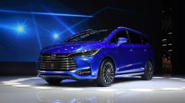 This Chinese MPV looks like an upscale Toyota Innova Crysta