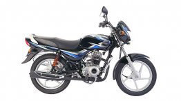 Bajaj CT 100 ES Alloy Variant launched at INR 41,997