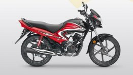 2017 Honda Dream Yuga launched at INR 51,741