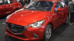 Next-gen Mazda2 could be a crossover - Report