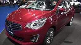 Mitsubishi Attrage showcased at BIMS 2017
