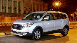 Renault Lodgy Stepway - First Drive Review