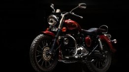 Royal Enfield Electra 350 'Jasper' by Eimor Customs