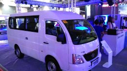 Tata Commuter Concept showcased at MIAS 2017