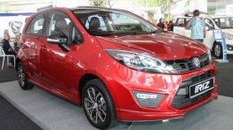 2017 Proton Iriz debuts at DRB-Hicom Autofest 2017