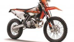 2018 KTM 250 EXC TPI & KTM 300 EXC TPI with two-stroke FI engine revealed