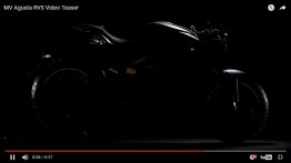 MV Agusta reveals first RVS product