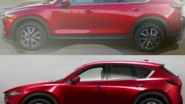 Is the Mazda CX-8 simply a stretched Mazda CX-5?