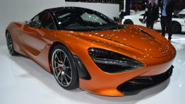 McLaren may finally set shop in India - Report