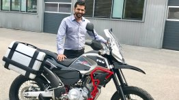 Motoroyale to bring SWM SuperDual to India via CKD route by late-2017