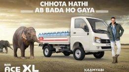 Tata Ace XL (extended Tata Ace) brochure leaked