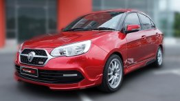TuneD bodykit and styling packages introduced for Proton Saga