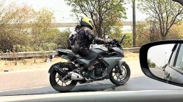 Yamaha Fazer 25 (2017 Yamaha Fazer 250) spotted in India for first time