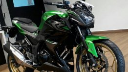 2017 Kawasaki Z250 starts reaching dealerships in India