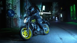 Yamaha Europe introduces the 2018 Yamaha MT-03 & 2017 Yamaha R3