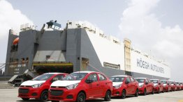Chevrolet Beat is the highest exported car from India in H1, FY2018