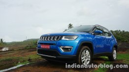 Jeep Compass Longitude (O) now available in petrol