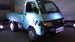 Piaggio Porter 700 launched in India