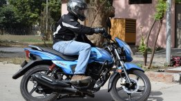 TVS Victor Road Test Review