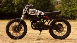Top 5 modified Yamaha RX100 in India