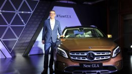 2017 Mercedes GLA launched in India, starts at INR 30.65 lakh