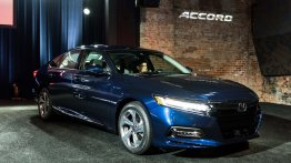 2018 Honda Accord - In 15 Live Images