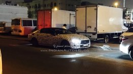 IAB reader captures the 2018 Mercedes CLS on test, to launch next year