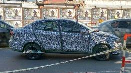 Fiat X6S (Fiat Linea successor) spied in production body