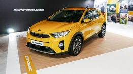 Kia Stonic - In 15 Live Images
