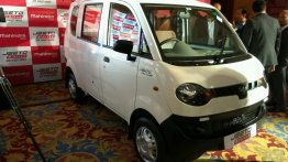 Mahindra Jeeto Minivan launched at INR 3.45 lakhs