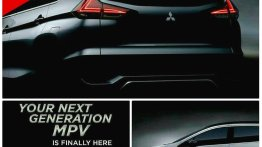Details on the engine of the Mitsubishi Expander reported