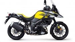 2018 Suzuki V-Strom 1000 India launch in September - Report