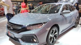 2017 Honda Civic Hatchback & 2017 Honda Brio Satya - GIIAS 2017 Live