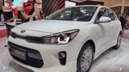 Kia Rio & Kia Sportage showcased at GIIAS 2017